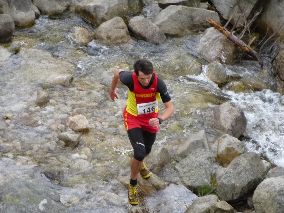 Ian Bailey crossing glen river
