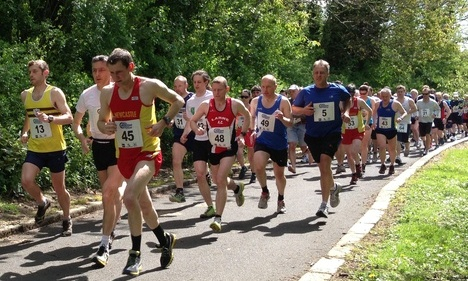 cave hill 10k