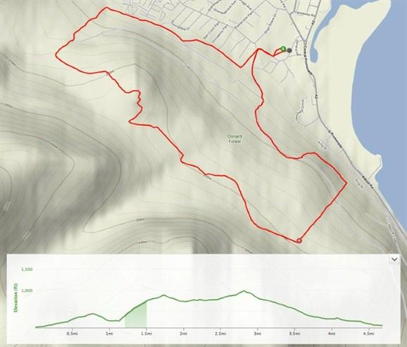 The Bogie Run GPS