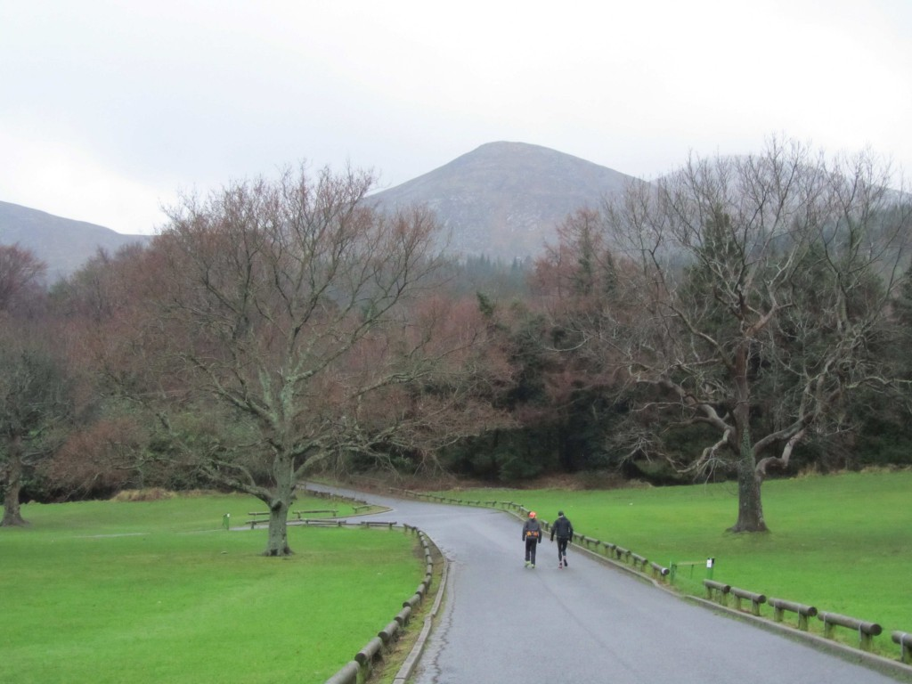 A fast start out of Donard Park