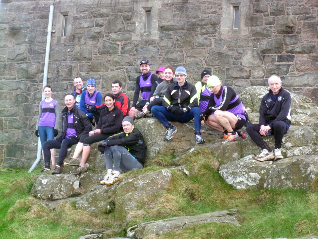Challenge completed at Scrabo Tower