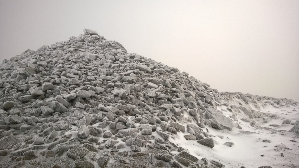 Donard Summit Cairn