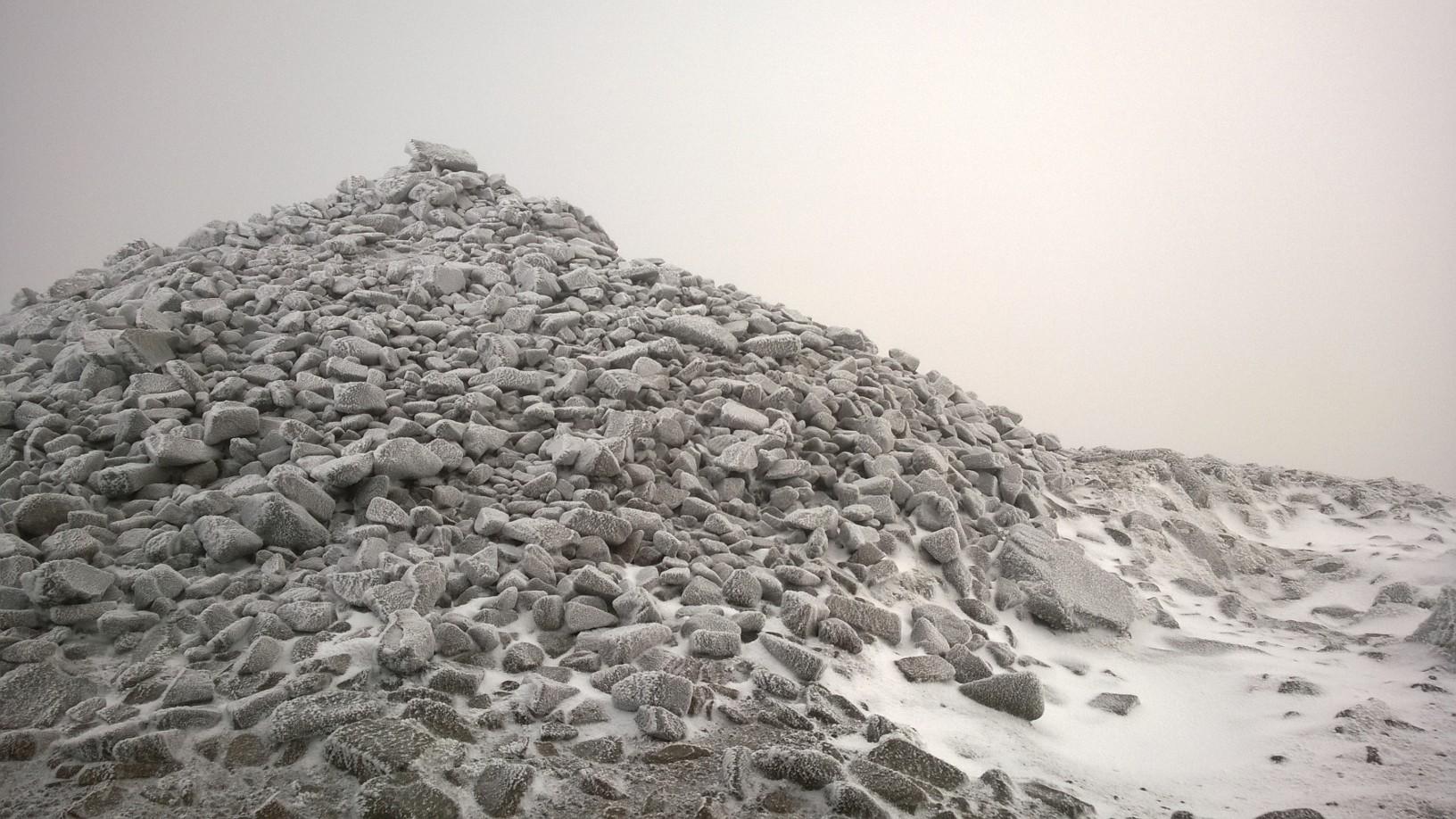 Donard Summit Cairn
