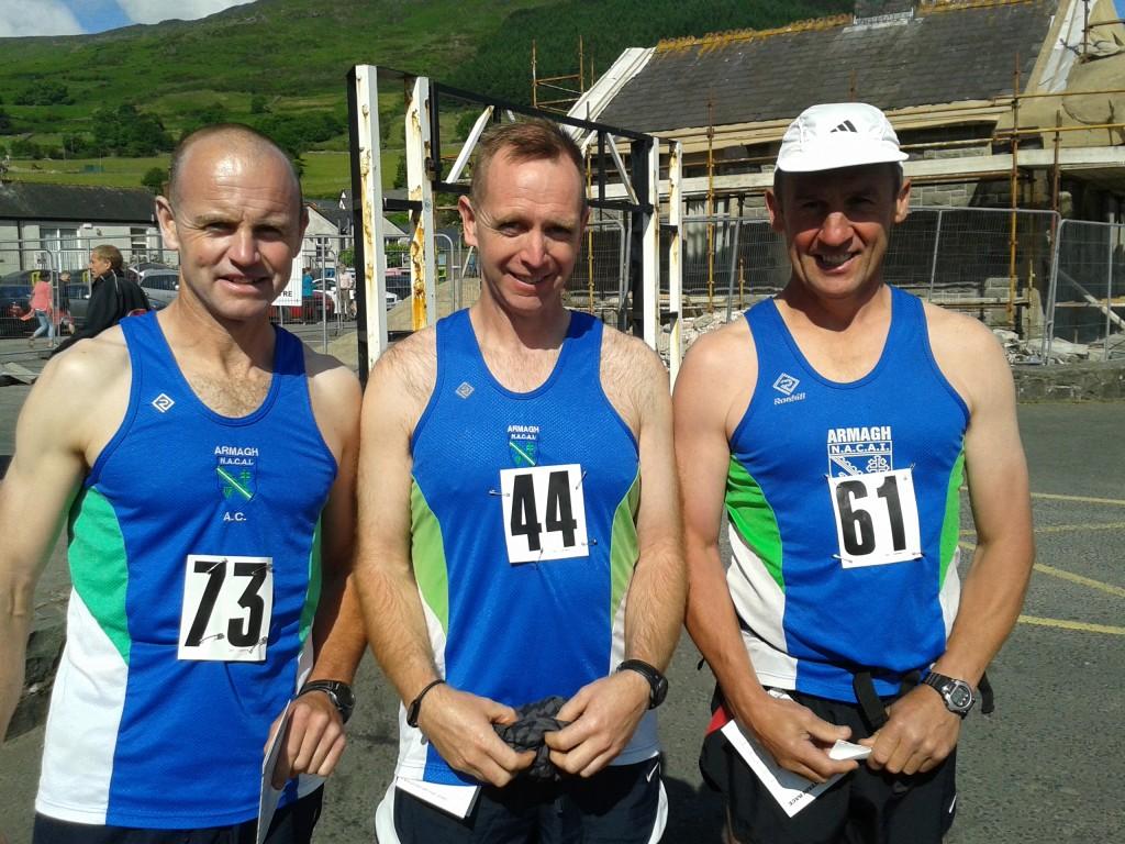 Flagstaff Armagh AC team 2014