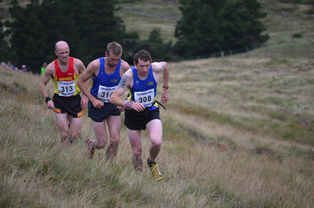 The leading men on Meelbeg
