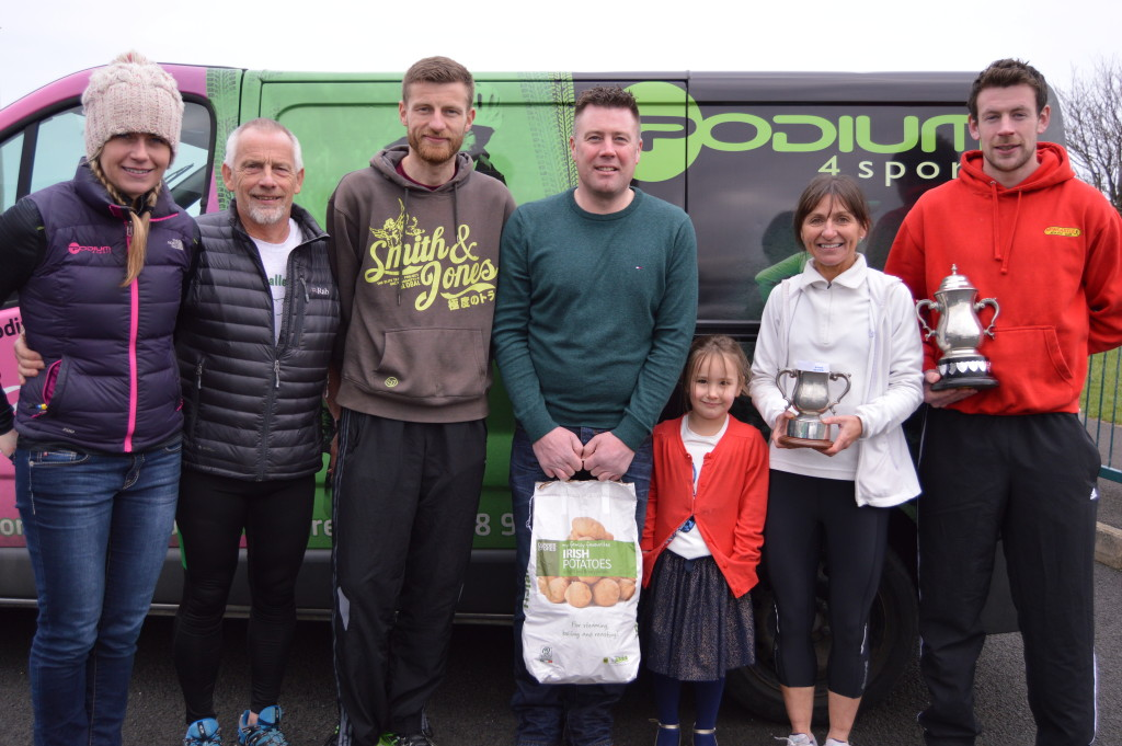 Thanks to Glens of Antrim potatoes and Podium4Sport