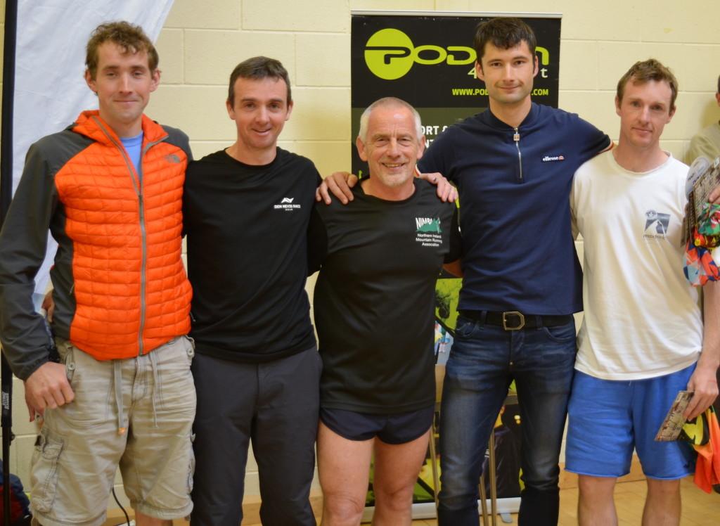 Mourne Runners - 1st Men's Team