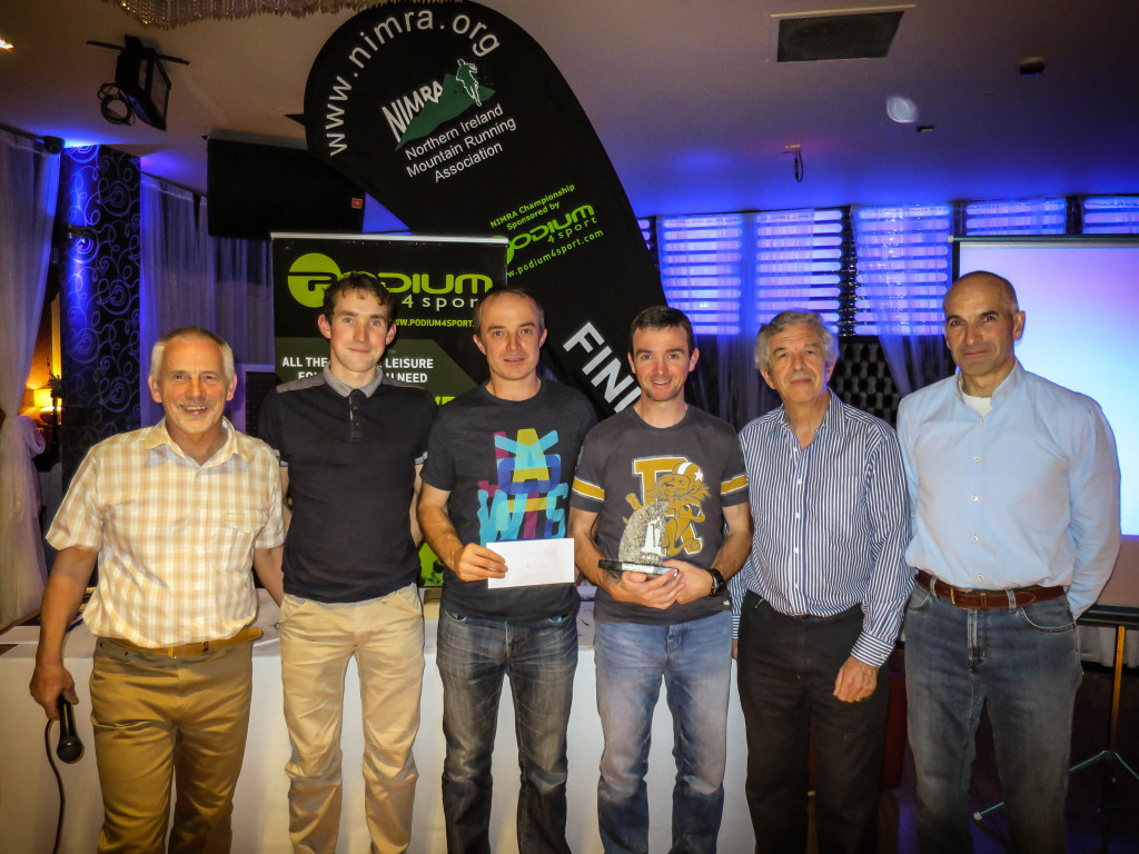 Men's Team of the year - Mourne Runners